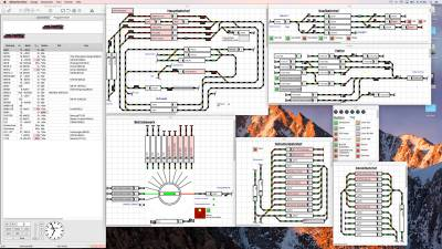 Start Innovative Model Railroad Control System